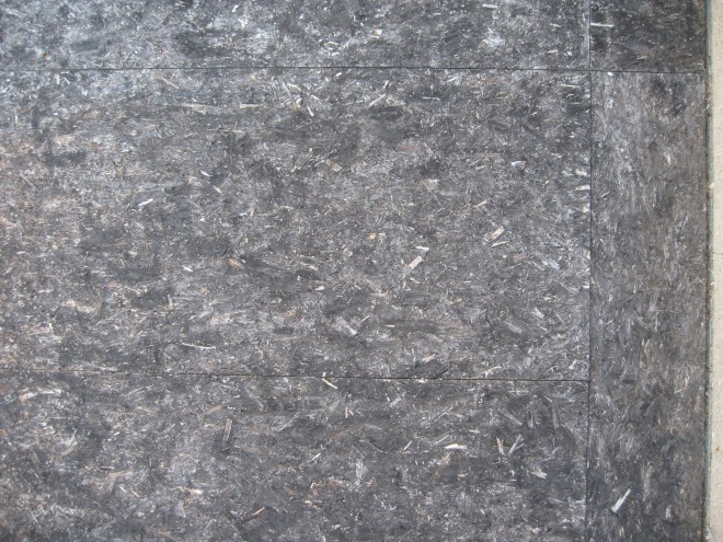 Grunge Black Paint Particle Board Wood Wall Grunge