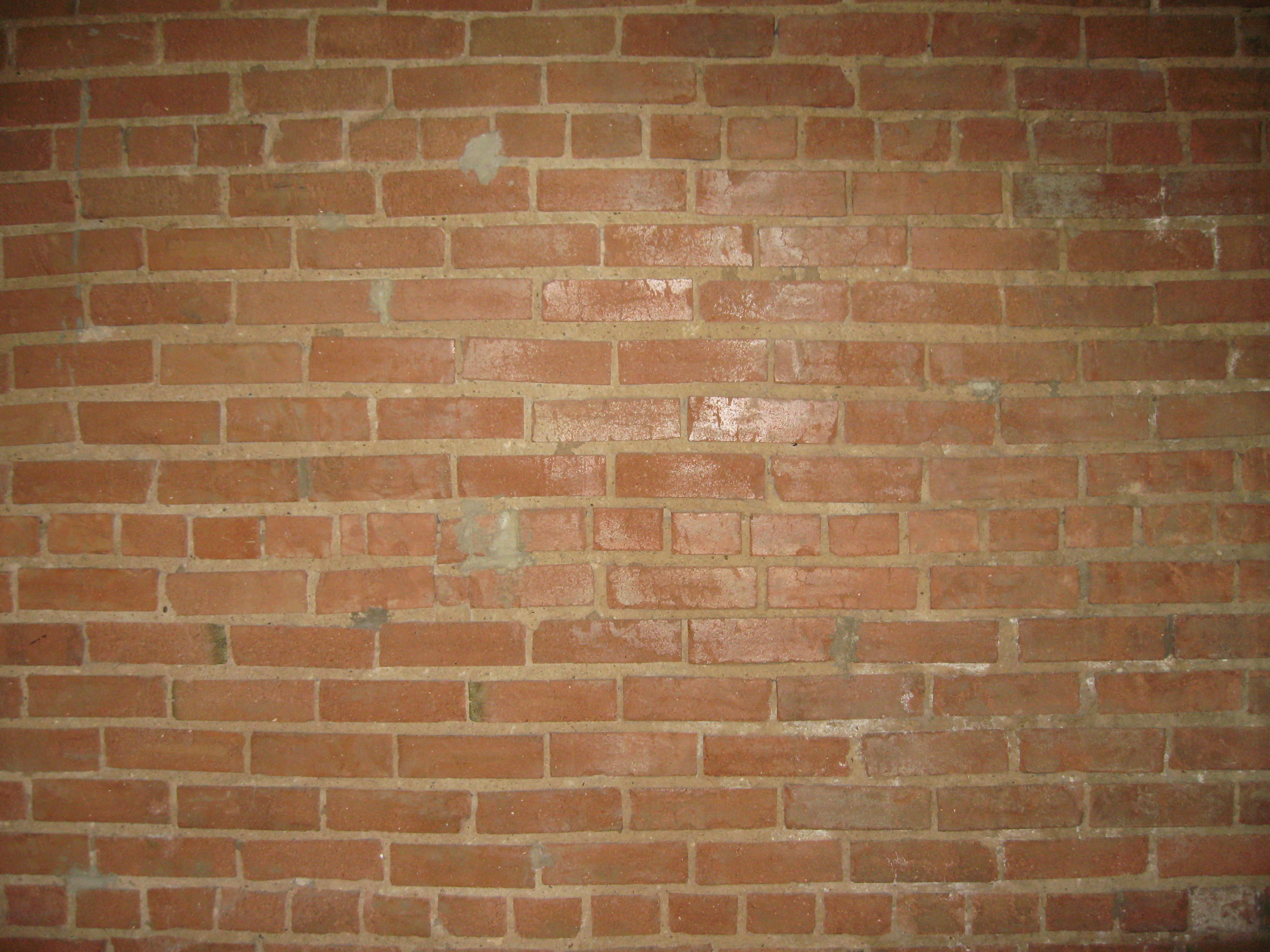 Red Brick Interior Wall Grunge Texture For Me